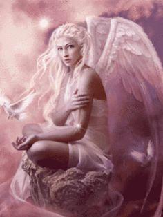 Angel  animated gif