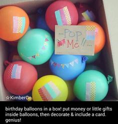 Pop gifts