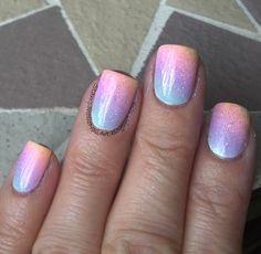 No Nude Nails: A stampaholic's nail art blog: Unicorns