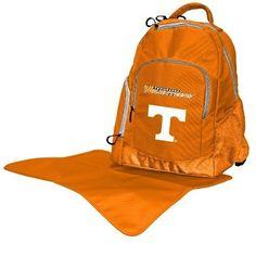 Tennessee Volunteers Diaper Bag
