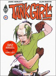 Tank girl - Tank girl, T3