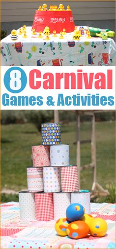 29 Best Homemade Carnival Games Images On Pinterest Circus