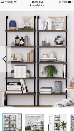 11 best minimalist bookshelves images in 2018 bookshelves rh pinterest com