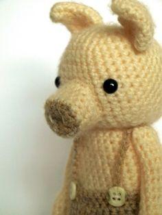 Double Knitting, Hello Kitty, Crochet Patterns, Teddy Bear, Stitch, Whisky, Etsy, Pdf, Meet