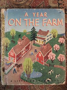 A Year On The Farm 1948 C Edition