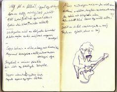 Kustan Adam lyrics, self portrait, skeetch, guitar My Works, Lyrics, Self, Guitar, Typography, Bullet Journal, Portrait, Music, Letterpress