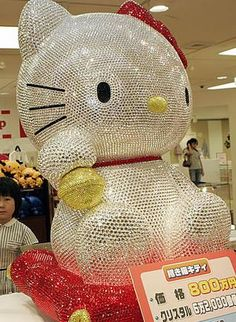 this HUGE glass HK costs $66,000