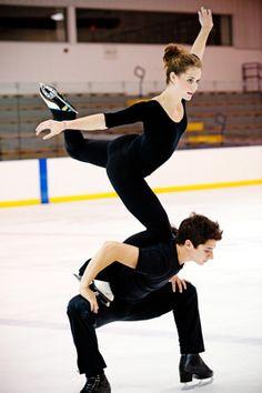 Canadian gold medalists Scott Moir and Tessa Virtue