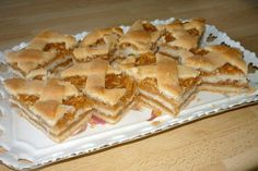 Koláče Archives - Page 2 of 26 - Báječné recepty Ital Food, Albanian Recipes, Czech Recipes, Dream Cake, Flan, Apple Pie, Cake Recipes, Sweet Tooth, Food And Drink
