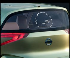 Aqua Team Hunger Force Meatwad 2 Band Decal - Music Band Stickers - Rock Band Vinyl Decals