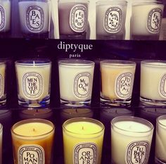 diptyque candles- something I have been admiring from a far. They are all over the blogs that I read so they are just a guilty pleasure that I have always wanted. They are from Paris so again they are not inexpensive.