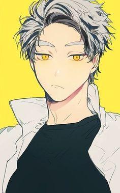 Read Bokuto Kotaro from the story Haikyuu One-Shots (Haikyuu x Fem! Haikyuu Bokuto, Manga Haikyuu, Bokuto Koutarou, Akaashi Keiji, Bokuaka, Haikyuu Fanart, Anime Boys, M Anime, Fanarts Anime