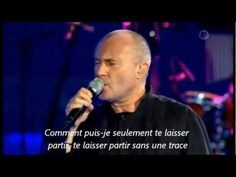 Phil Collins - Against all odds [Traduction française] - YouTube