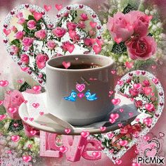 Morgen kafe