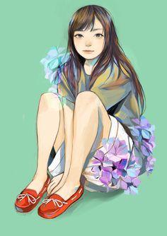 ざしきわらし(WarashiZ)... | Kai Fine Art