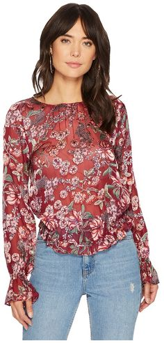 Blouses & Shirts 2018 Embroidery Long Sleeve Women Blouses Lattice Shirts Female Ladies Tops Casual Shirt Tops Loose Blusas Camisas Mujer P273