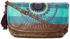 Desigual Handbags Bols C.O. Sobre Troquel 31X5006 Cross Body,Marron Wamibia,One Size Desigual Handbags,http://www.amazon.com/dp/B009O28Y0S/ref=cm_sw_r_pi_dp_1PEksb07AP54D91G