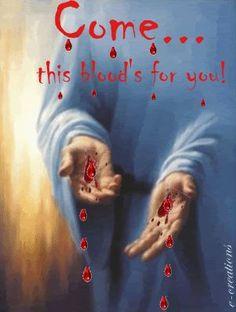 Apocalipsis 1: 5 - NVI. Al que nos ama y nos ha lavado de nuestros pecados con su sangre, y ha hecho de nosotros un reino y sacerdotes para Dios, su Padre - A Él sea la gloria y el poder por los siglos!