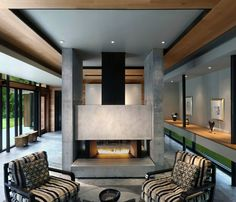 Interior aspect of B