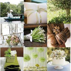 Natural wedding themes