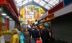 Hoy toca comprar #comidarica en el #Mercado Central de #Málaga. #lovingmalaga #lovingandalucia