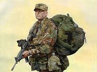 I am an American Special Forces soldier! A professional!