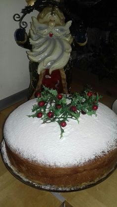 New Year's Cake, Greek Recipes, Food To Make, Deserts, Food And Drink, Cooking Recipes, Easter, Sweets, Baking