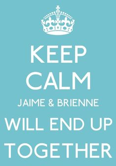 brienne and jaime | Tumblr