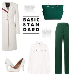 """Без названия #8845"" by bliznec ❤ liked on Polyvore featuring Calvin Klein 205W39NYC and Calvin Klein"