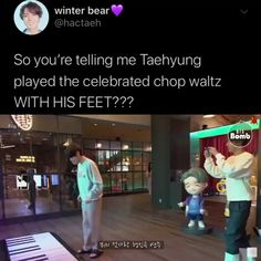 Perfection rite there Foto Bts, Bts Photo, Bts Funny Videos, Bts Memes Hilarious, Memes Humor, Fandom Memes, Bts Taehyung, Bts Bangtan Boy, Bts Dancing