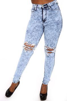 Fit To Body Jeans Fashion Popular Trendy Ladies Women Party  giti online #gitionline #HighWaist