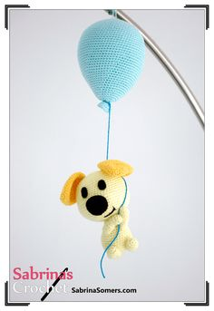 Pip - Dog Free Crochet Pattern