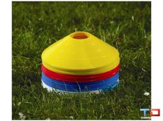 Mitre 2 inch Space Markers - pack of 50 Thee Mitre space markers are the perfect training aid. They are 2 inches in height and come as a pack of 50 - in 5 colours - red, green, white, blue and yellow.