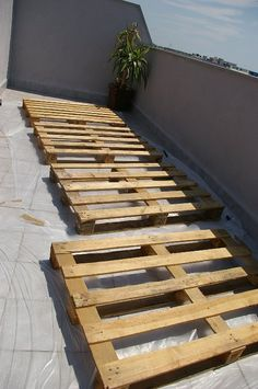 Paso a paso: Zona chill out en la terraza* | Hacer bricolaje es facilisimo.com
