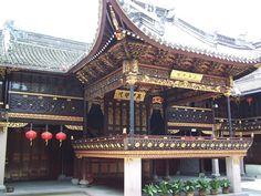 biblioteca Tianyi Pavilion, China
