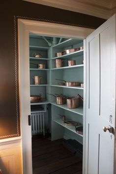 Use The Pantry - 20 Things People With Clean Apartments Always Do - Lonny