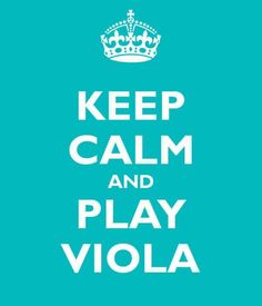 Viola rocks! It is hard to learn a new clef other than treble and bass but after this it's as easy as the other strings. I love viola and after almost 3 years of it I'm ready to learn everything I can about violin's older sibling! :)