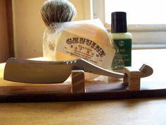 Jacques custom razors.  Unbelievable.