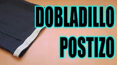 Different Treat: Tutorial: Dobladillo postizo