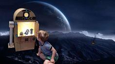 Makedo shadow puppet theater. Star Wars http://www.instructables.com/files/orig/F0H/0ZVG/H045XGJX/F0H0ZVGH045XGJX.pdf