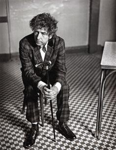 Bob Dylan in New York, 1995