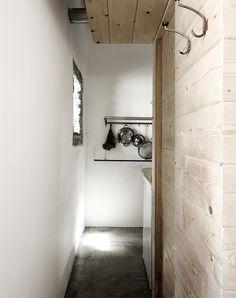 Mieszkanie w starym warsztacie