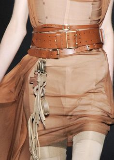 belts...never too many