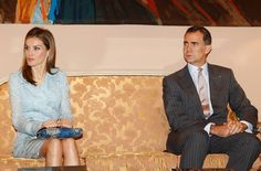MYROYALSHOLLYWOOD FASHİON:  Spanish Visit to Portugal, July 7, 2014-King Felipe and Queen Letizia