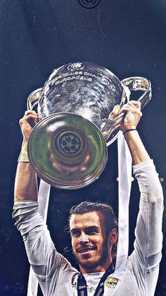 Gareth Bale - Champions League Trophy