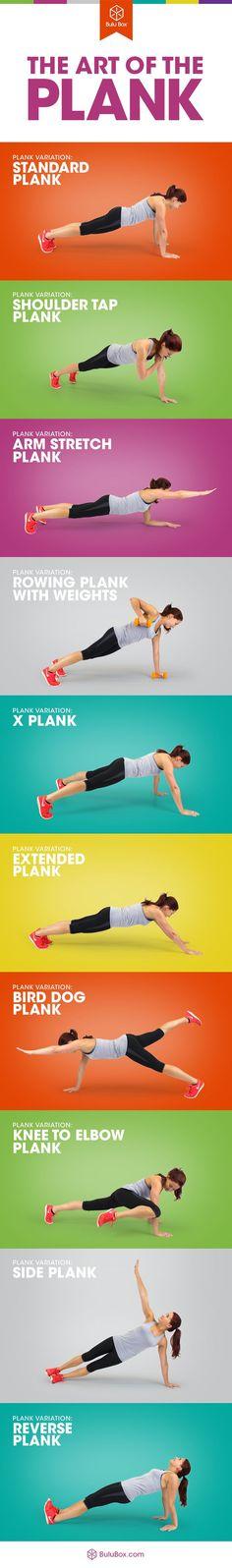 52 best 30 day plank challenge images 30 day plank challenge rh pinterest com