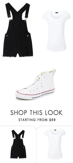 """Untitled #27"" by brooke-carpenter-1 on Polyvore featuring Joseph, Converse, women's clothing, women, female, woman, misses and juniors"