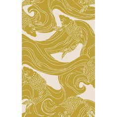 Found it at AllModern - Chie and Gold Indoor/Outdoor Area Rug