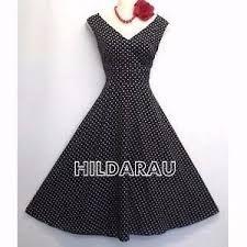 Resultado de imagem para vestidos anos 60