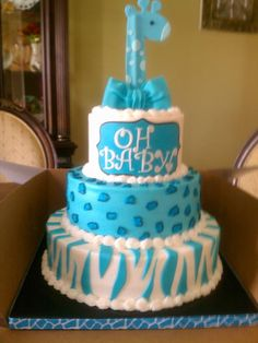 My babyshower cake...absolutely loved it!